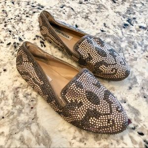 Steve Madden | Studded Conncord Loafers 7.5